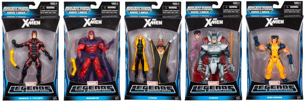 MARVEL X Men Marvel Legends TRU exclusive