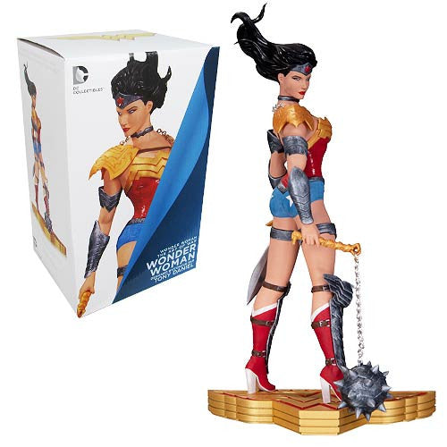 DC Collectibles: The Art of War: Wonder Woman by Tony Daniel Statue