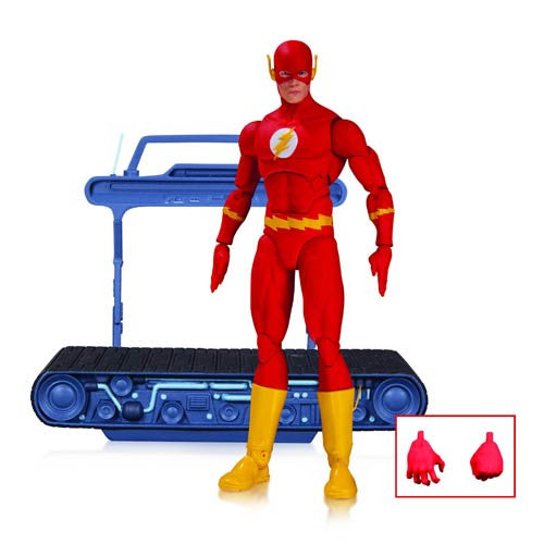 DC Icons Flash Action Figure
