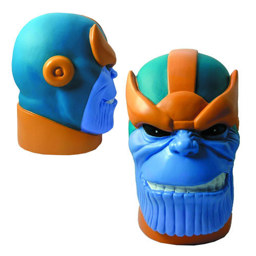 Marvel Heroes Thanos Head Bank - Preiews - Previews Exclusive