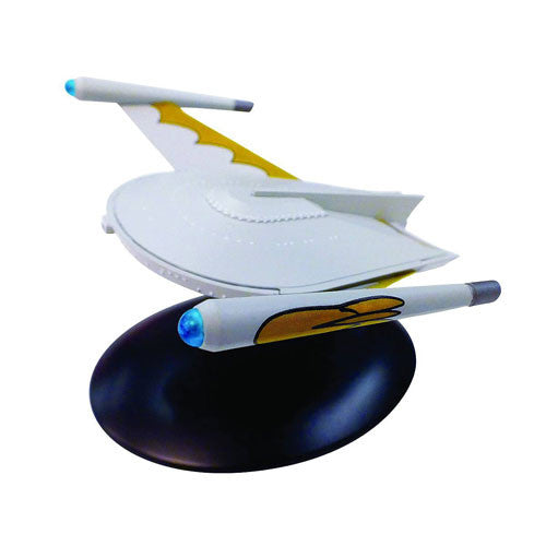 Star Trek Starships Romulan 23rd C Bird of Prey Die-Cast Metal Vehicle with Collector Magazine