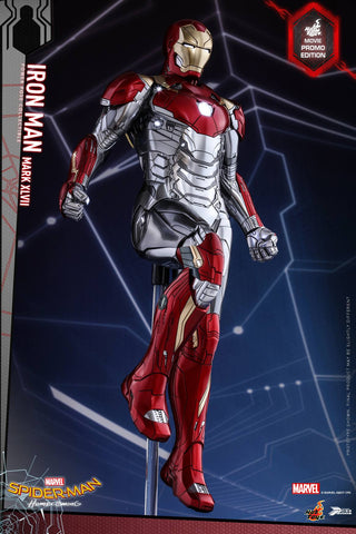 Marvel Spider-Man: Homecoming – Iron Man Mark XLVII Power Pose Collectible by Hot Toys