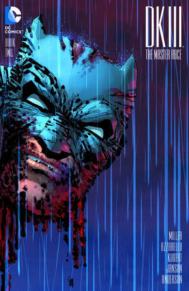 DARK KNIGHT III: THE MASTER RACE #2 FRANK MILLER VARIANT (1 IN 100)