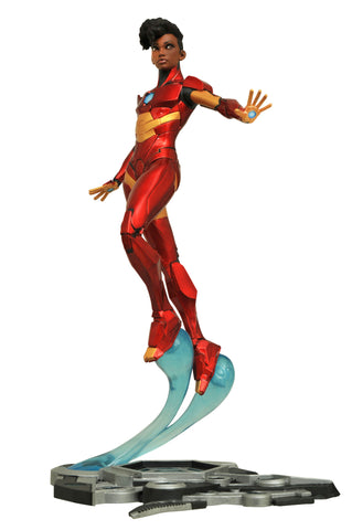 Marvel Gallery Ironheart Unmasked PVC Diorama