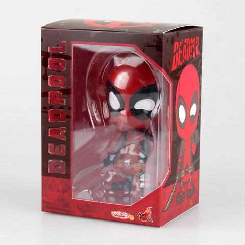 Hot Toys Marvel Cosbaby Deadpool