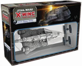 PRE ORDER Star Wars X-Wing Miniatures Game: Imperial Assault Carrier Expansion Pack