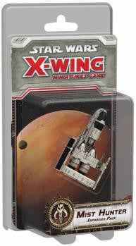 PRE ORDER Star Wars X-Wing Miniatures Game: Mist Hunter Expansion Pack
