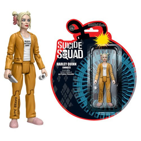 Suicide Squad Inmate Harley 3 3/4-Inch Action Figure