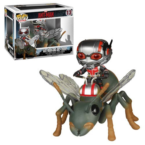 FUNKO Ant-Man and Ant-Thony Pop! Vinyl Vehicle with Figure – Atomic Candy 567313089253