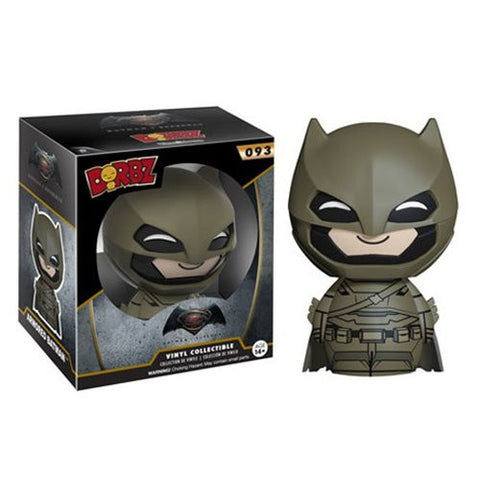 Batman V Superman: Dawn of Justice Armored Batman Dorbz Vinyl Figure