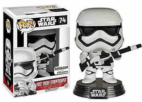PRE ORDER - funko star wars the force awakens Storm Trooper Exclusive.