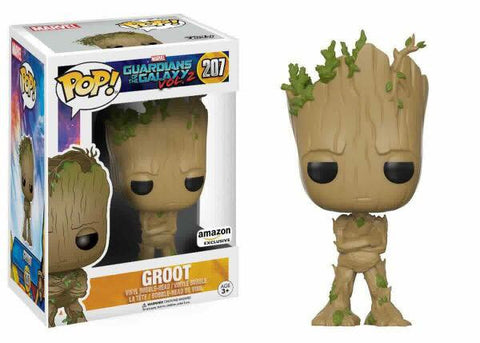 Funko Teenage Groot POP Vinyl Amazon Exclusive