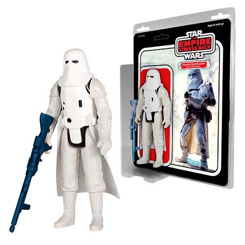 Star Wars Hoth Battle Gear Imperial Snowtrooper Action Figure