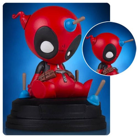 Deadpool Animated Statue -Gentle Giant