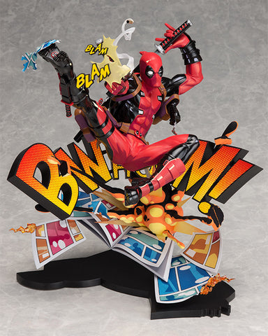 Good Smile Company Deadpool is breaking the fourth wall – out of the comic and into the figure world