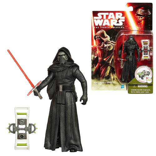 Star Wars: Episode VII - The Force Awakens 3 3/4-Inch Jungle and Space Kylo Ren Action Figure