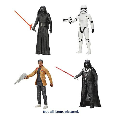 Star Wars The Force Awakens Hero Series 12-Inch Action Figures Wave 2 Case