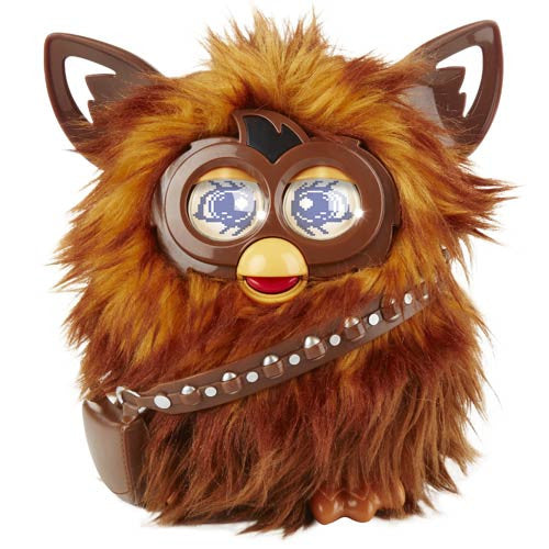 Star Wars: Episode VII - The Force Awakens Furbacca Chewbacca Furby Toy