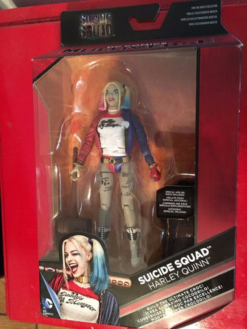 DC Multiverse Suicide Squad Harley Quinn Mallet version