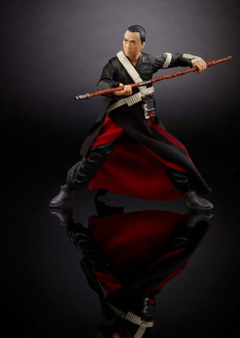 Hasbro Star Wars Black Series 6 Inch Chirrut