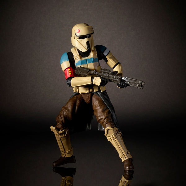 Hasbro Star Wars Black Series 6 Inch Scarif Stormtrooper Squad Leader