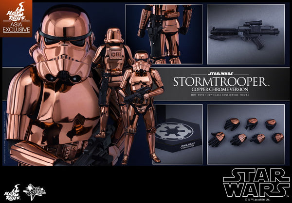 Hot Toys Copper Storm Trooper PRE ORDER ONLY