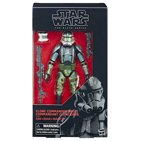 Star Wars The Black Series Commander Gree Hasbro TRU exclusive