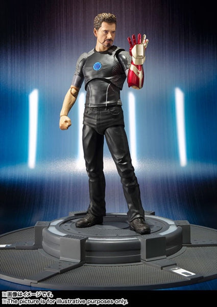 S.H. Figuarts Iron Man 3 Tony Stark Figure Marvel