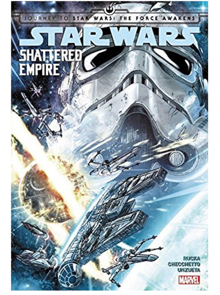 Marvel Star Wars shattered empire hard cover tpb