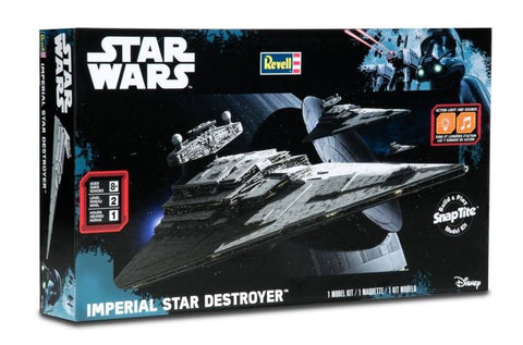 Revell Star Wars SnapTite Build & Play Imperial Star Destroyer