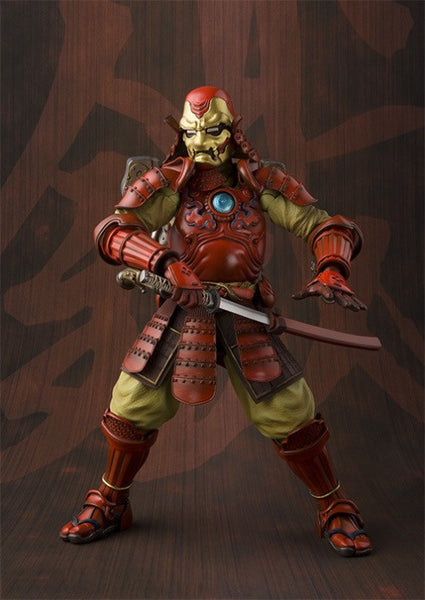Bandai samurai iron man marvel