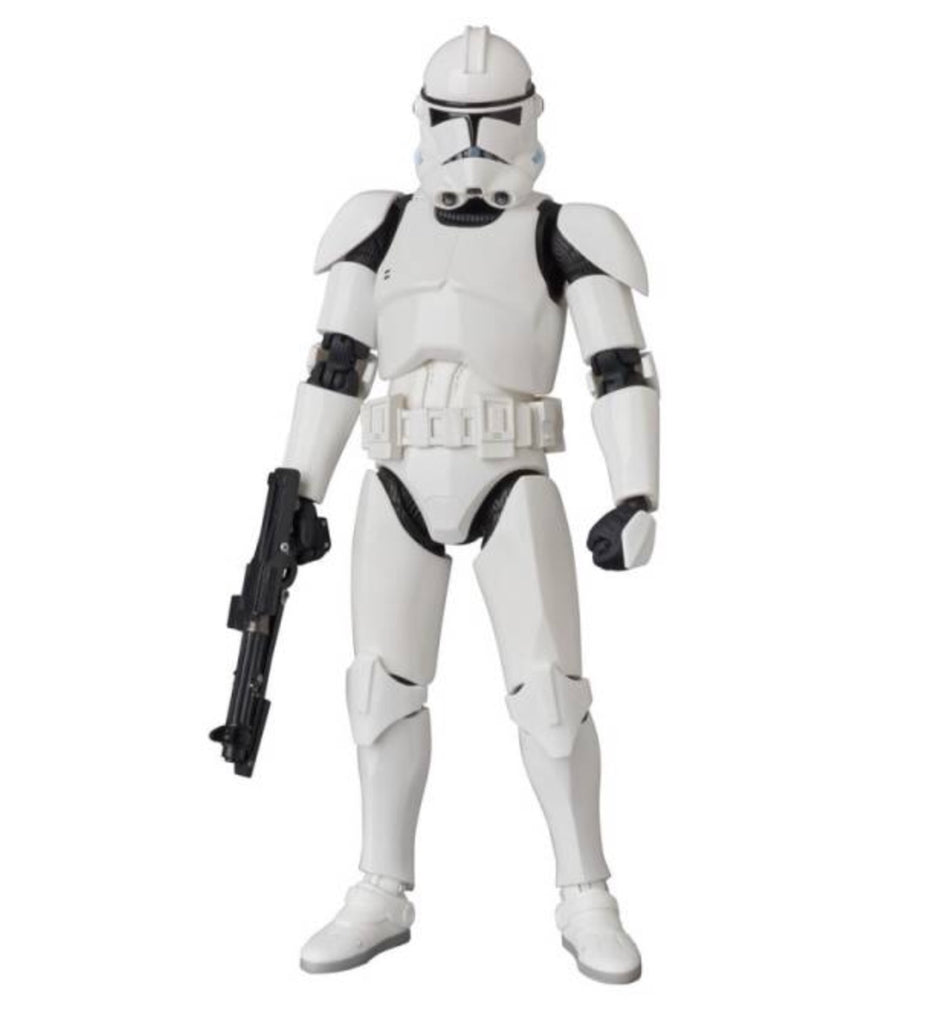 Mafex Star Wars - clone trooper phase 2 armor. – Atomic Candy