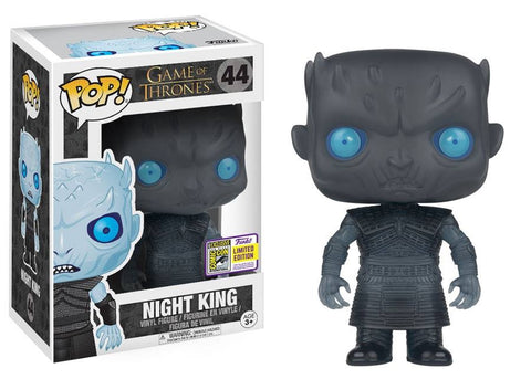 Funko pop sdcc exclusive game of thrones night king