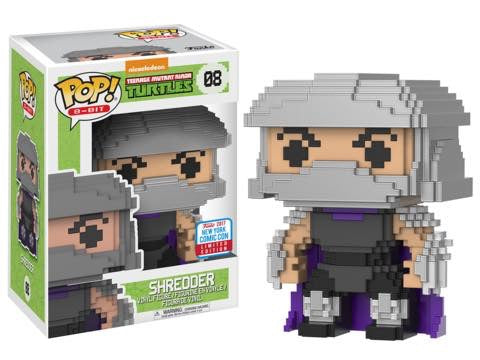 Funko pop nycc 2017 exclusive Shredder