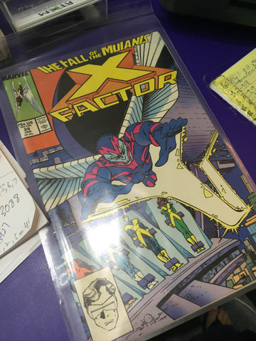 Rare Comic Marvel X-Factor #5
