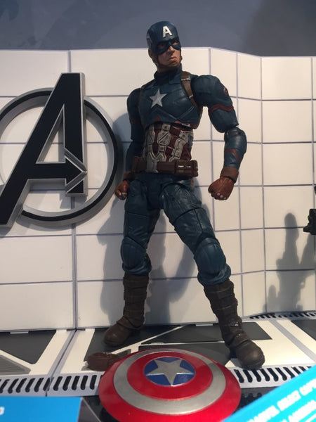 Marvel Diamond Select Civil War Captain America