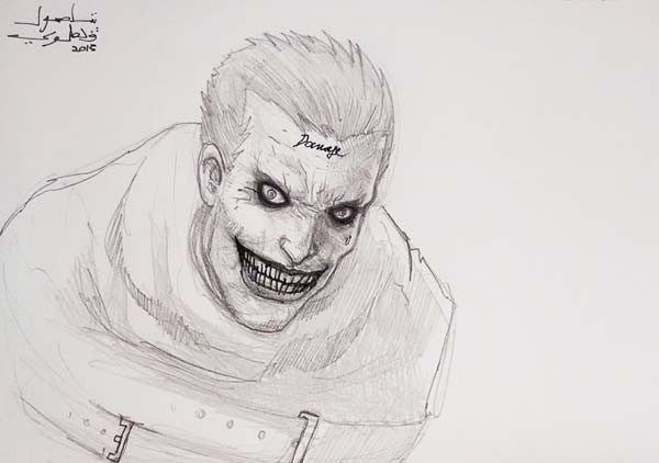 Joker By Syamsul PS