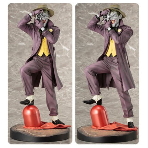 Batman The Killing Joke The Joker 2nd Edition ArtFX Statue DC