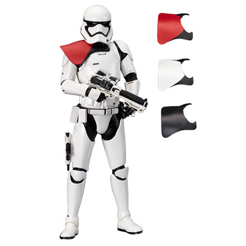 Star Wars  ArtFX+ Star Wars: Episode VII - The Force Awakens First Order Stormtrooper 1:10 Scale Commander Version