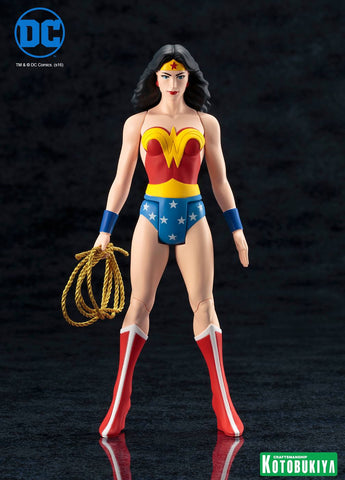 DC Comics Super Powers Wonder Woman ARTFX+ Statue kotobukiya