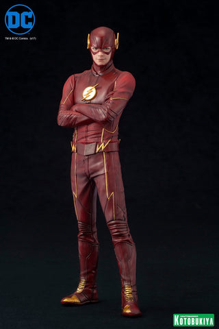 DC The Flash TV Series ARTFX+ Statue Kotobukiya
