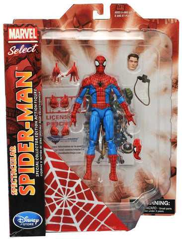 Disney Exclusive Marvel Select: Spectacular Spider-Man