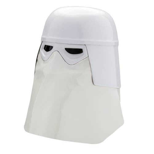 ANOVOS - Star Wars Episode V The Empire Strikes Back Snowtrooper Standard Clean Helmet Prop Replica