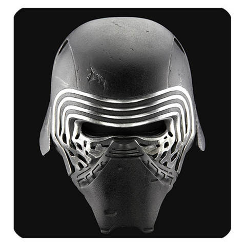 ANOVOS - Star Wars: Episode VII The Force Awakens Kylo Ren Helmet Premier Line