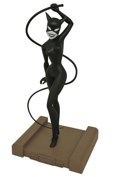DC Gallery Batman New Adventures Catwoman PVC Diorama