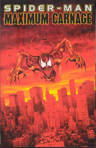 SPIDER-MAN MAXIMUM CARNAGE SET (14 ISSUES)
