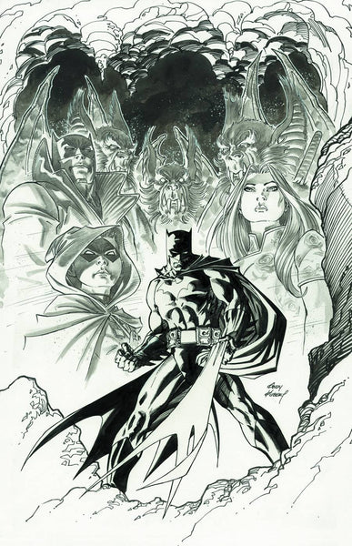 BATMAN UNWRAPPED BY ANDY KUBERT DELUXE EDITION HC