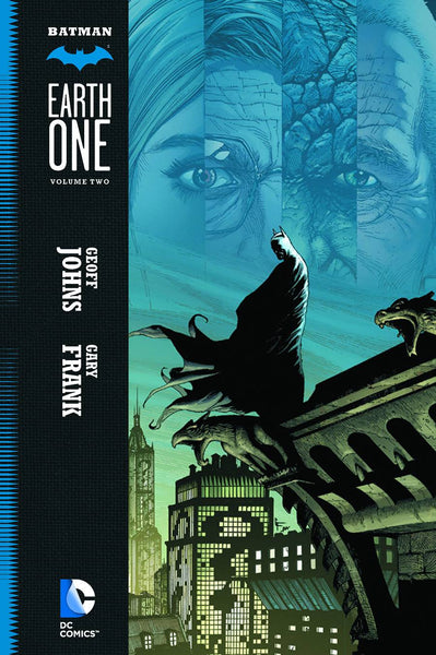 BATMAN EARTH ONE HC VOL #2