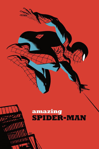 AMAZING SPIDER-MAN #7 MICHAEL CHO VARIANT