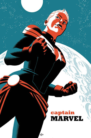 CAPTAIN MARVEL #2 MICHAEL CHO VARIANT
